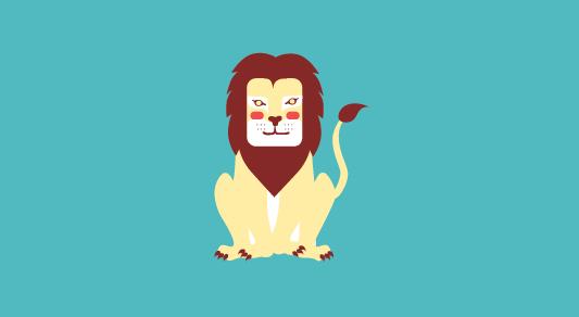 le-lion-amoureux-fable-la-fontaine-joues-rouges