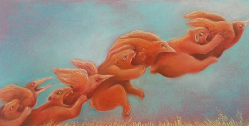 fanny-orge-chimerivore-chasse-oiseau-envol-accroche