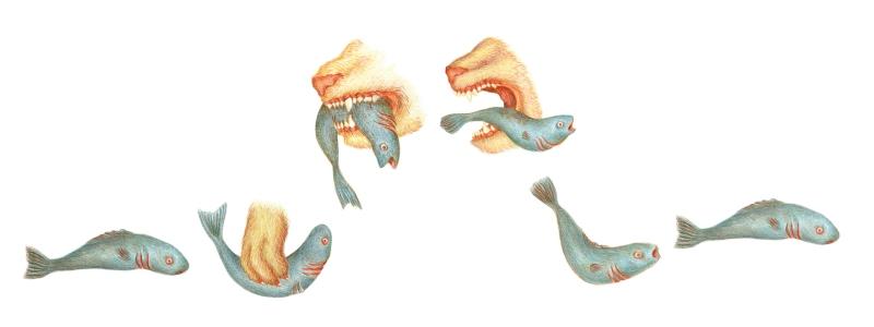 La-Meute-sans-dessus-dessous-Poisson-chasse