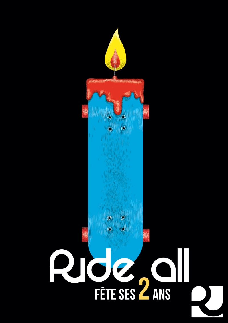 fanny-orge-ride-all-anniversaire-bougie-skate